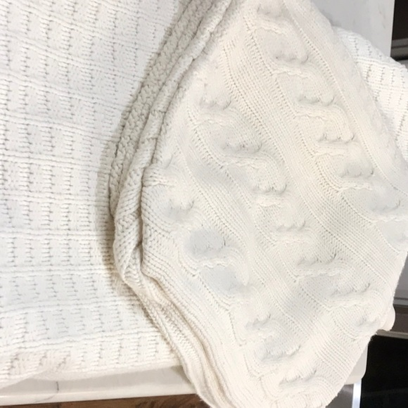 Pottery Barn Other - Pottery Barn & IKDEA pillow covers only